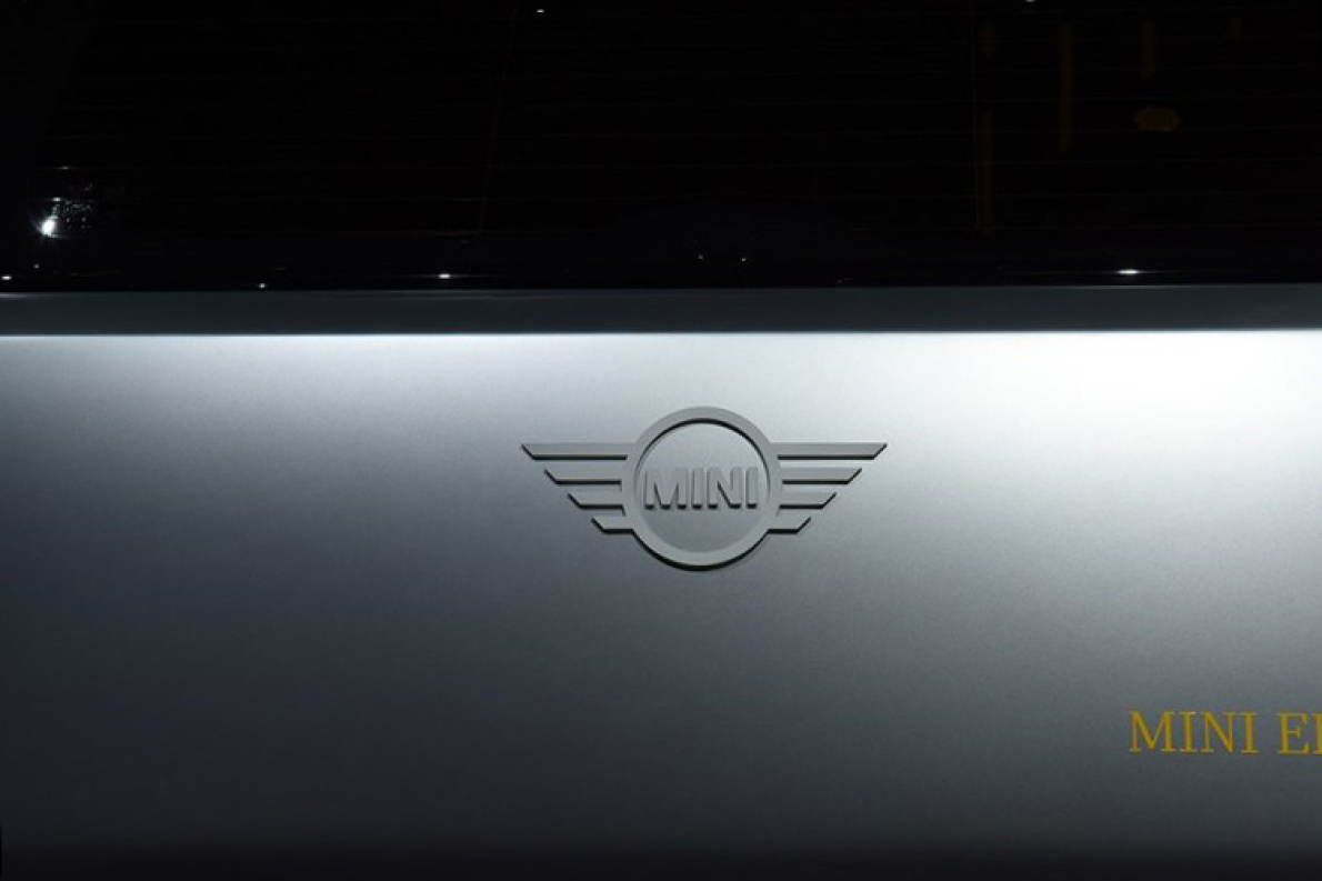MINI明年将换新车标 从电动概念车开始