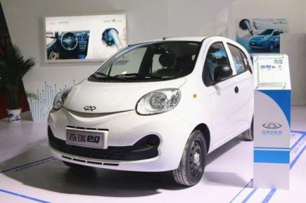 微型纯电动汽车奇瑞EQ1报价如何?奇瑞EQ1价格及车型介绍