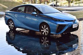 下血本了 丰田发布2020-2030年新能源挑战计划