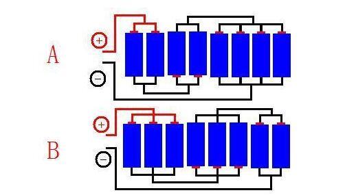 电池串联和并联的区别是什么