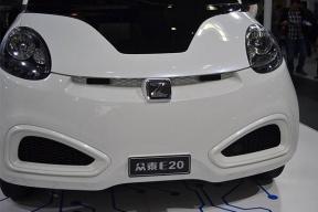 低速电动车品牌,众泰知豆E20
