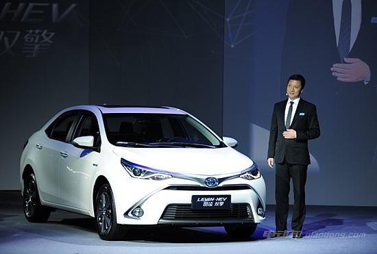 电动汽车质量排行:广汽丰田雷凌双擎