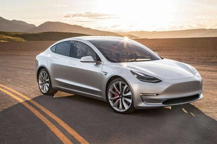 圣诞节的意外惊喜 特斯拉Model 3交付将提前