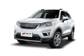 长安逸动EV300/长安CS15EV在北京正式上市开卖