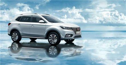 荣威新能源SUV,最给力的荣威ERX5