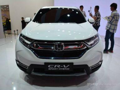 本田最便宜的混动SUV,本田CR-V