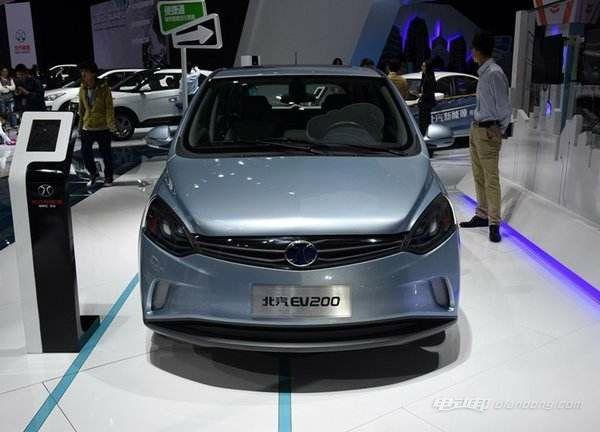 北汽新能源车型:北汽新能源EV200