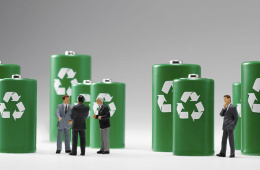 比汽车尾气更恐怖的 是废电池无处回收?