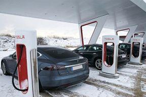特斯拉新规:商业用途车辆禁止使用超级充电站