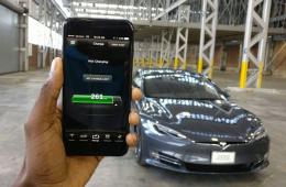 为提升冬季电池性能 钱柜娱乐平台车主请更新到最新软件版本
