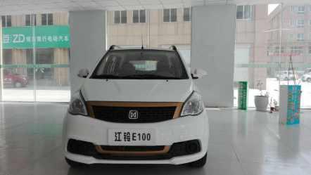 江铃电动汽车质量怎么样?江铃E100的介绍