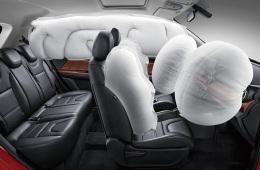 关键时刻能救人 国内热门纯电车型安全气囊配置调查