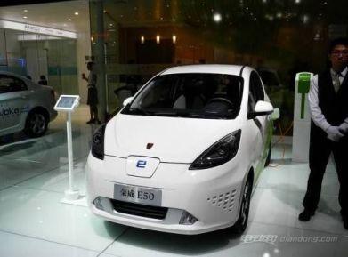 纯电动汽车荣威e50怎么样?纯电动汽车荣威e50介绍