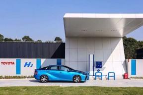 丰田:在加州建造兆瓦级燃料电池发电厂