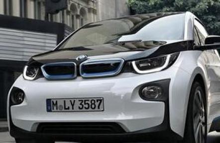 宝马i3纯电动汽车续航,宝马i3纯电动