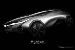 广汽传祺又参加北美车展了,这次他们带来了这款新能源车