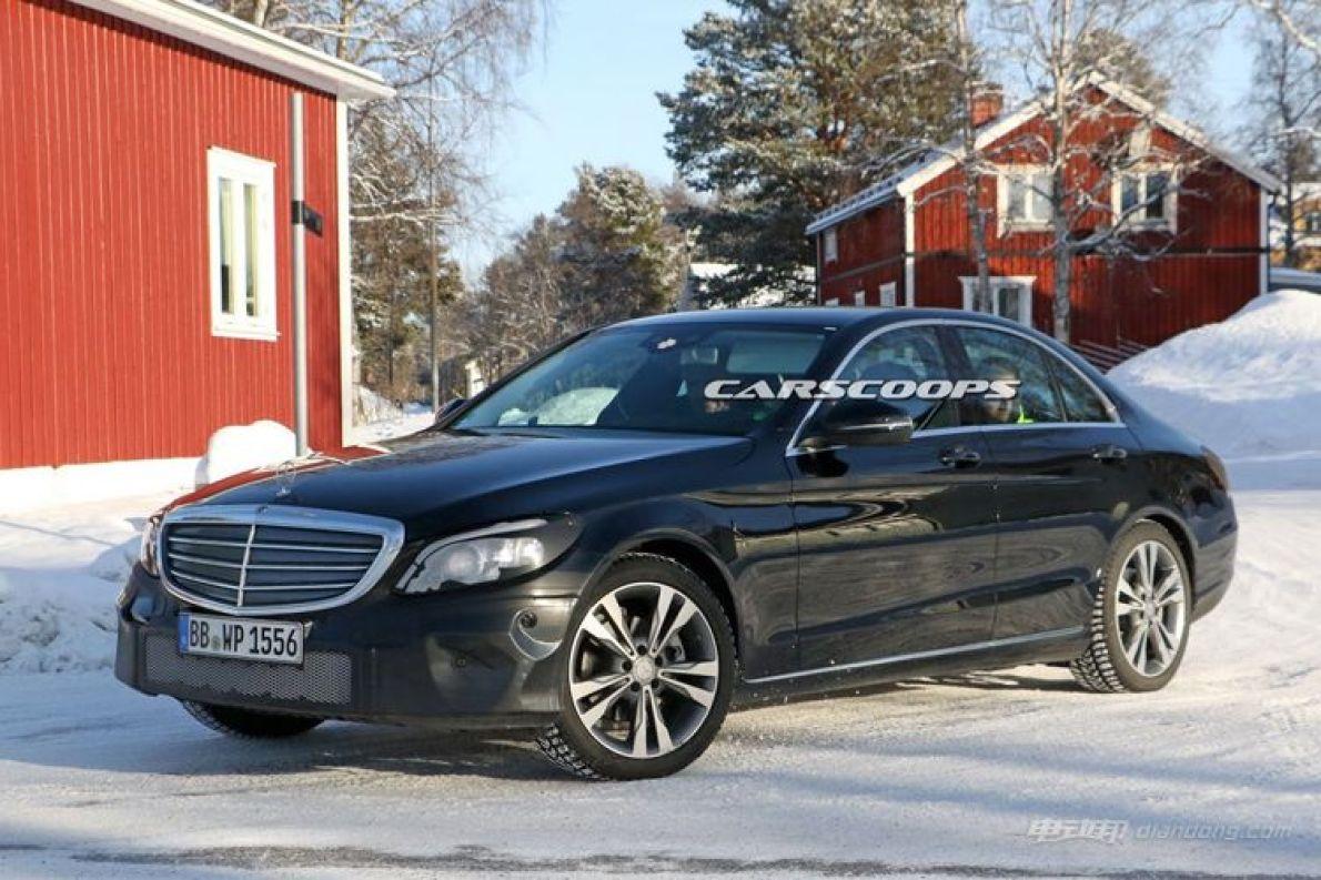 3月将亮相 新款奔驰C级增柴油混动版