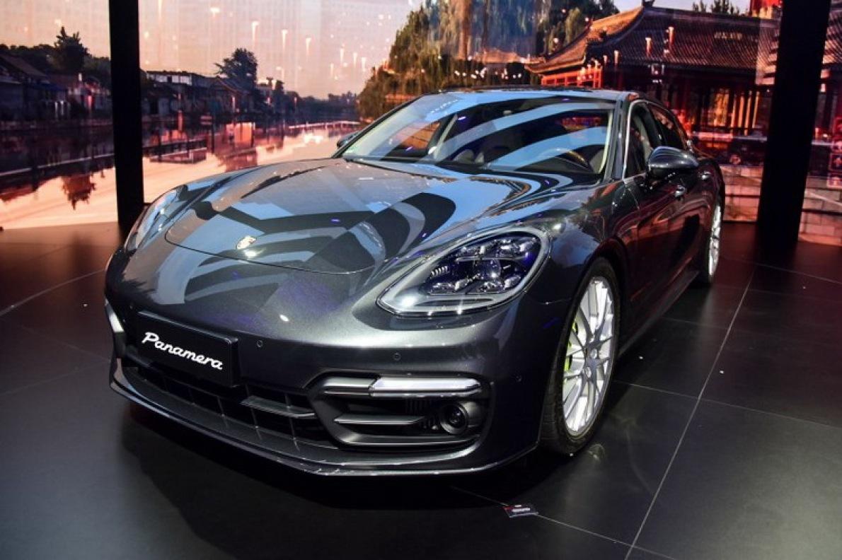 Panamera新能源平价销售140.8万起可试驾