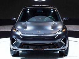 纯电续航383公里 起亚极睿EV概念车亮相CES电子展