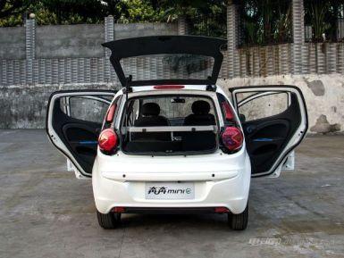 长安奔奔mini电动汽车,奔奔mini-e补贴后售价区间为4.68-4.98万元