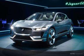 捷豹路虎CES上发布车联网及自动驾驶技术