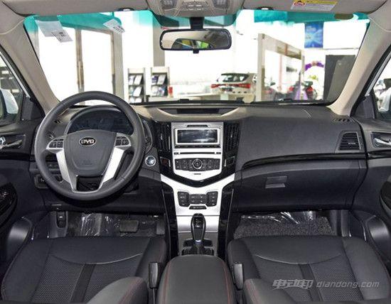 比亚迪e5新能源汽车怎么样,比亚迪e5新能源汽车车型介绍