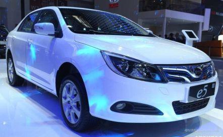 比亚迪e5纯电动汽车价格,比亚迪e5推荐