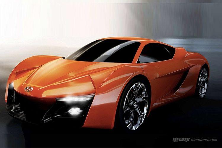 现代Passocorto概念车