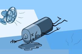『白话新能源』第五期 电池热管理系统你必须了解的那些事