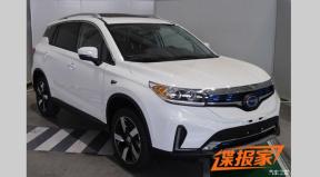 广汽丰田ix4 EV申报图曝光
