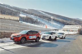 寒冷的冬季,和比亚迪宋EV300相约崇礼滑雪场