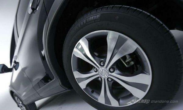 轮胎加宽对汽车的影响——概念