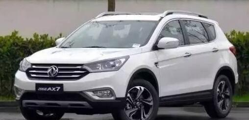 东风风神AX7新能源汽车车型介绍:配置