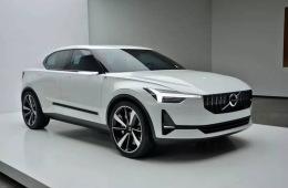 续航499公里 沃尔沃首款纯电动车明年上市