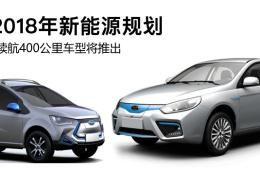 家族大幅壮大 解读江淮2018年新能源车型规划