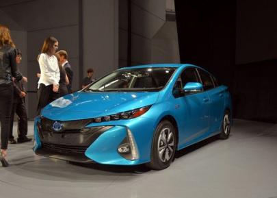 油电丰田混合动力汽车?丰田普锐斯车型介绍
