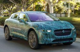 捷豹第一款纯电动SUV将于3月1日正式亮相
