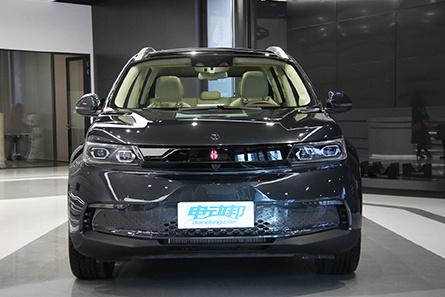 奇点 iS6 新能源汽车