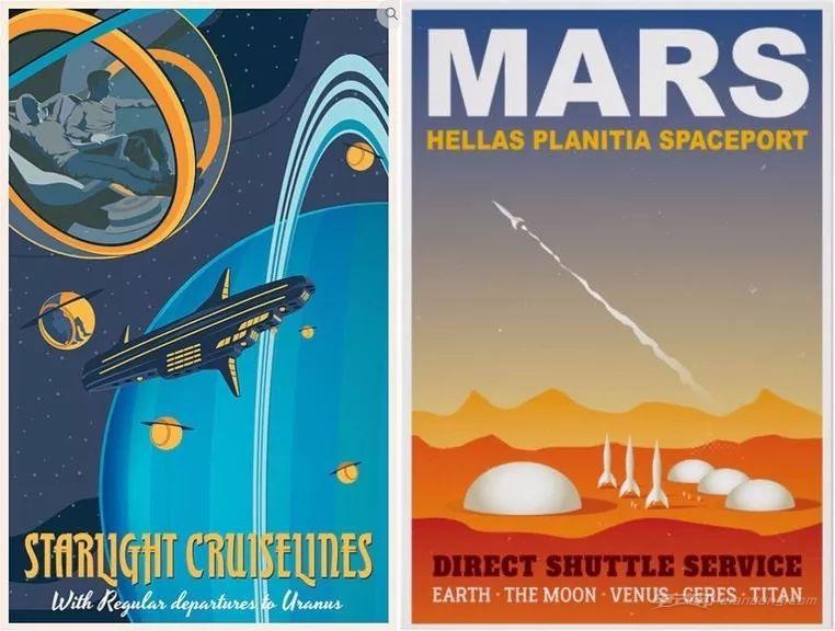 Mars Awaits