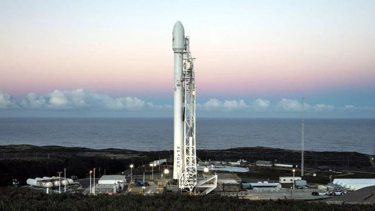 "SpaceX ""功臣""——猎鹰 9 号"