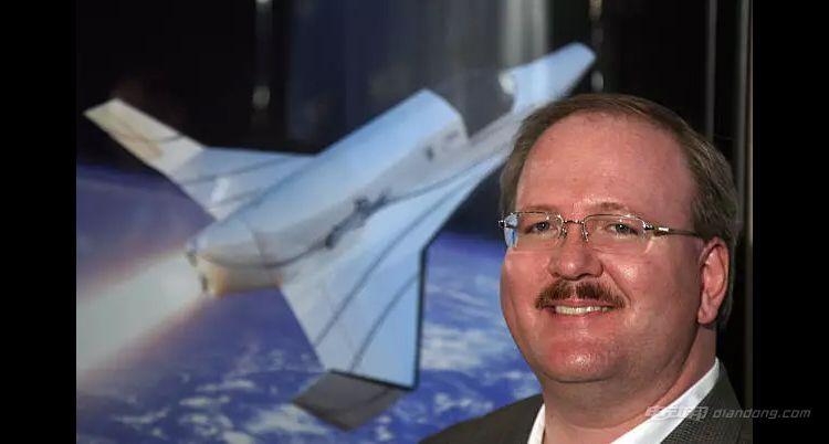 XCOR、Agile Aero 公司的创始人 Jeff Greason