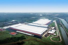 蔚来第二工厂正式落户上海嘉定,将采取自建模式