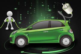 18年1月新能源乘用车销3万增4倍实现开门红