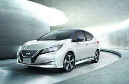 最新款 Nissan Leaf 电池能量密度公布:224瓦时/公斤