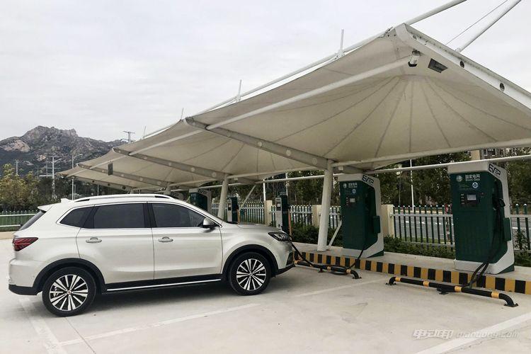 中国服务区