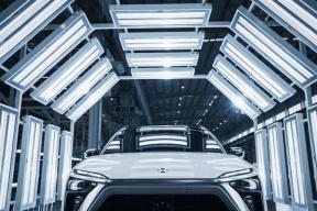蔚来ES8保证全铝制造品质的六个看点