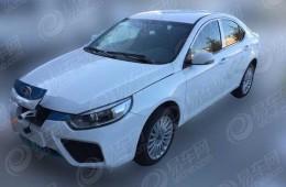 江淮iEV7T低续航版谍照曝光 定位入门版车型