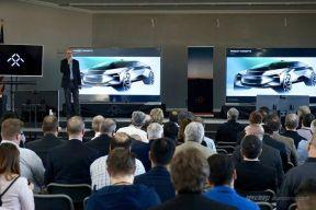 或为SUV产品 Faraday Future最新概念车信息