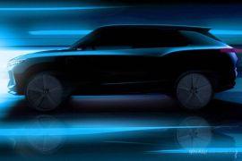 日内瓦将亮相 双龙曝e-SIV概念车预告图