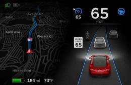 升级自动驾驶相关功能 钱柜娱乐平台Autopilot系统再优化